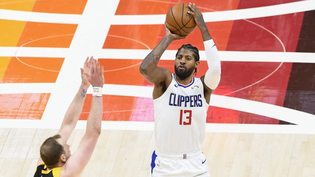 Clippers vs. Jazz NBA Playoffs Game 2 Picks: Will Paul George Show Up?