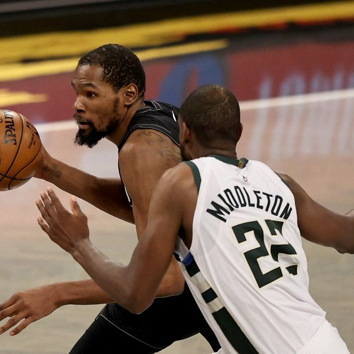 Bucks vs. Nets NBA Playoffs Game 7 Picks: It's Going to Be a War in Brooklyn