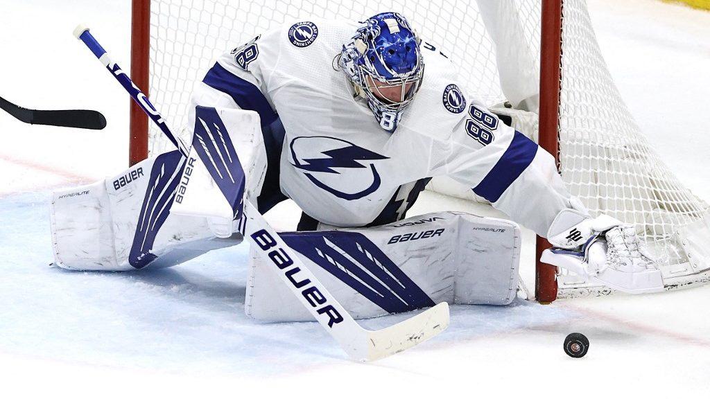 Lightning vs. Islanders NHL Playoffs Game 4