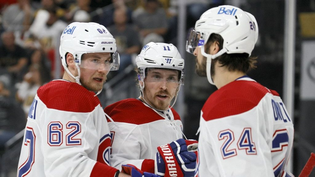 Golden Knights vs. Canadiens NHL Playoffs Game 6 Preview