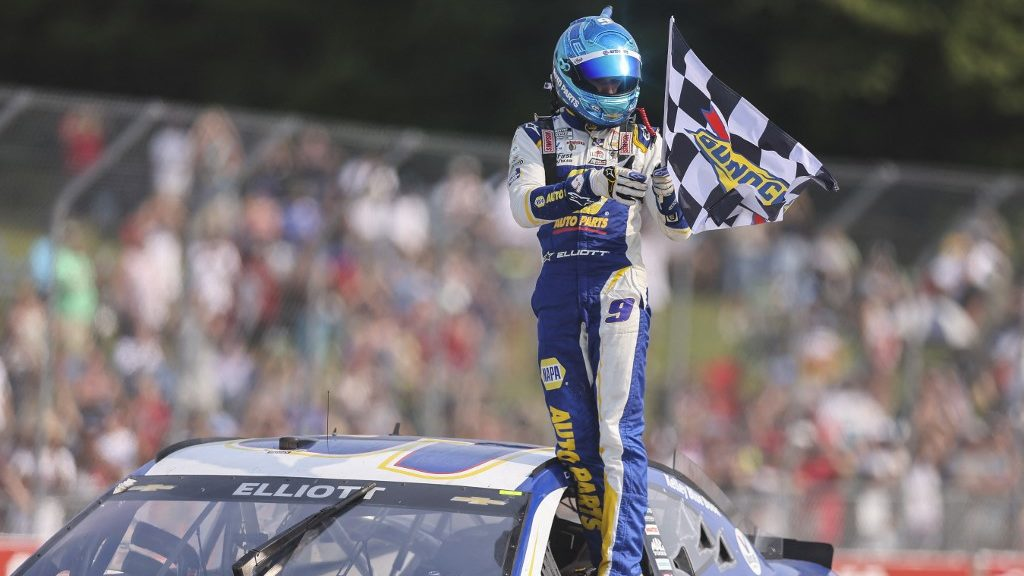 BettorView Teams up With NASCAR