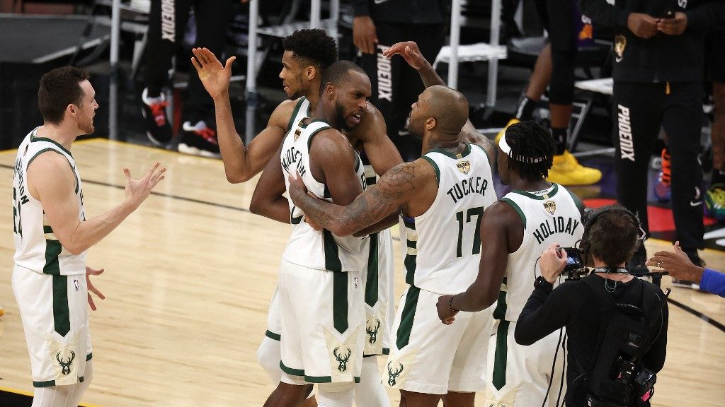 Suns vs. Bucks NBA Finals Game 6 Preview and Best Bet
