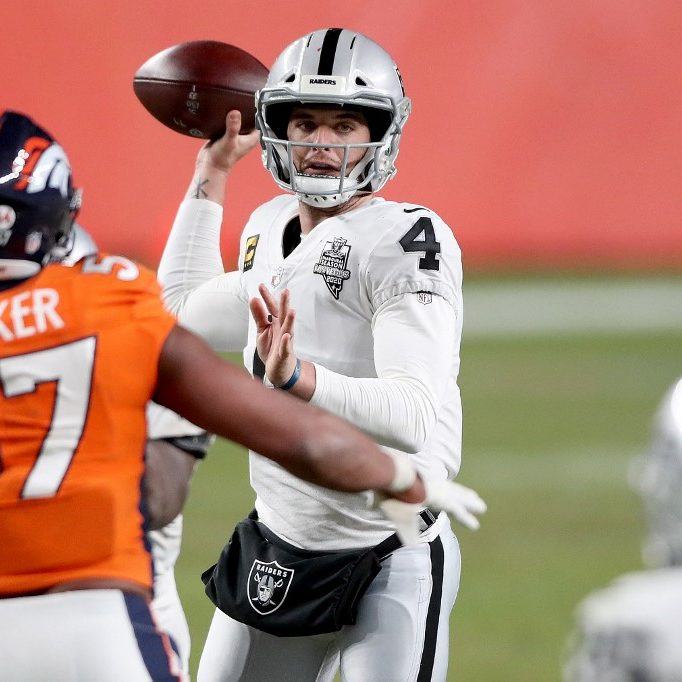 Las Vegas Raiders 2021 Season Preview and Win Total Prediction