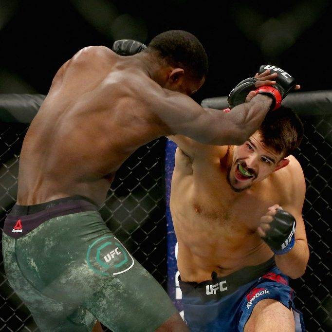 UFC in Vegas 32 Parlay Picks: The Perfect Parlay