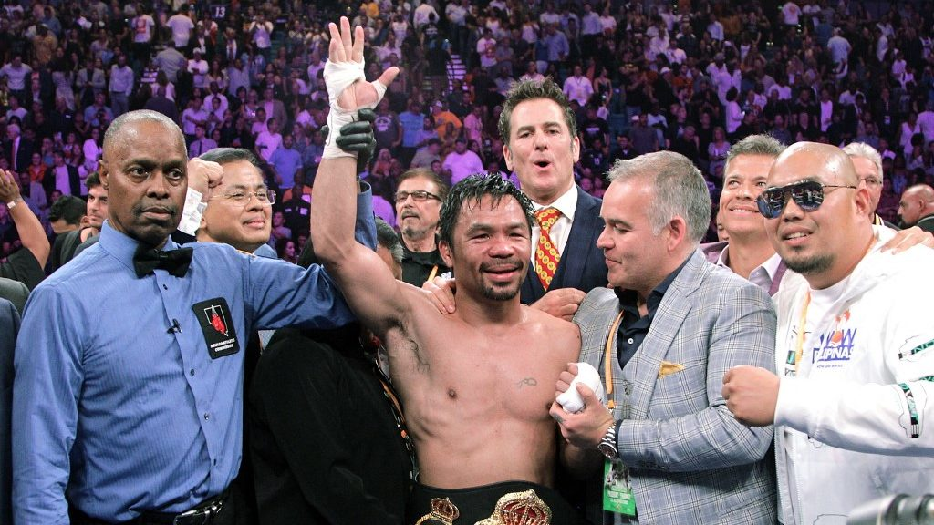Manny Pacquiao vs. Yordenis Ugas Complete Breakdown: WBA Odds, Betting Picks and Predictions
