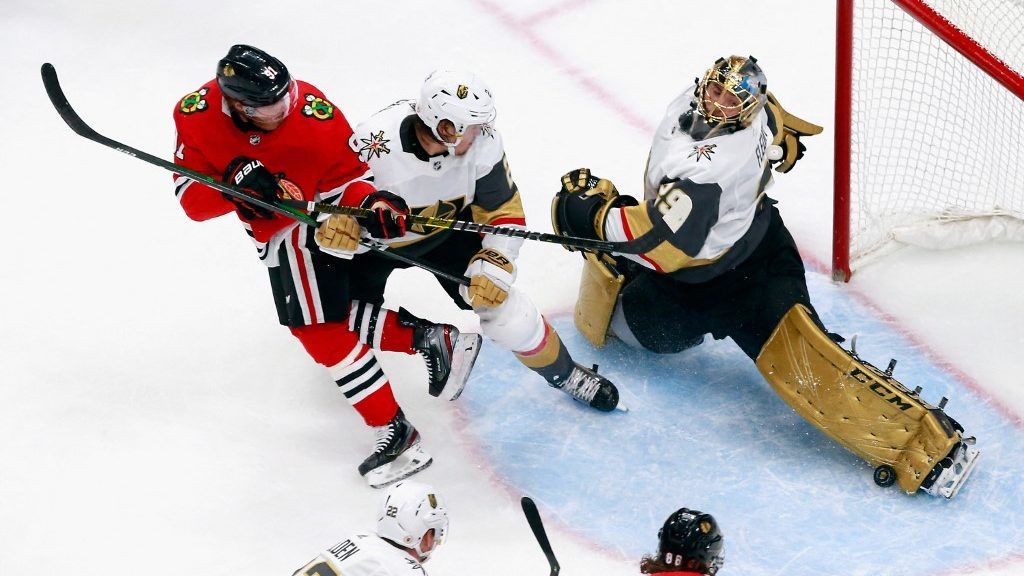 What to Expect from Marc Andre-Fleury With the Blackhawks Next Season
