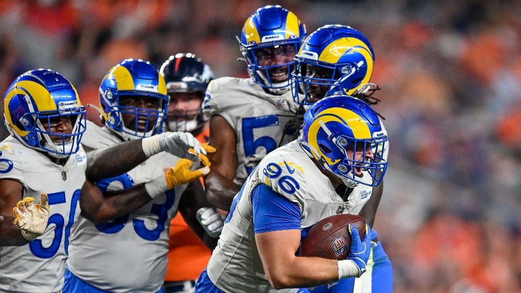 NFL Week 1 Picks: Bears vs. Rams Sunday Night Football Best Bets