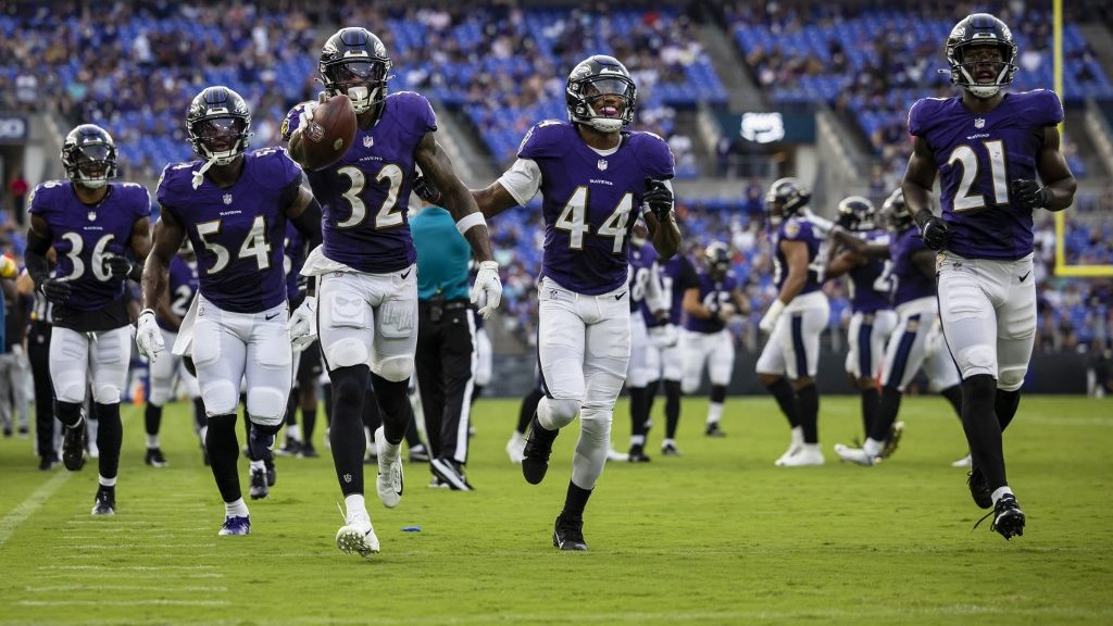 Caesars Keeps Its Name in the News with Baltimore Ravens Deal