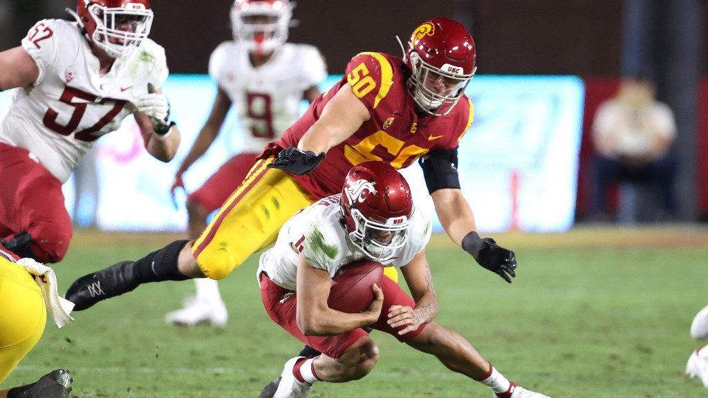 USC vs. Washington State Free College Football Week 3 Picks