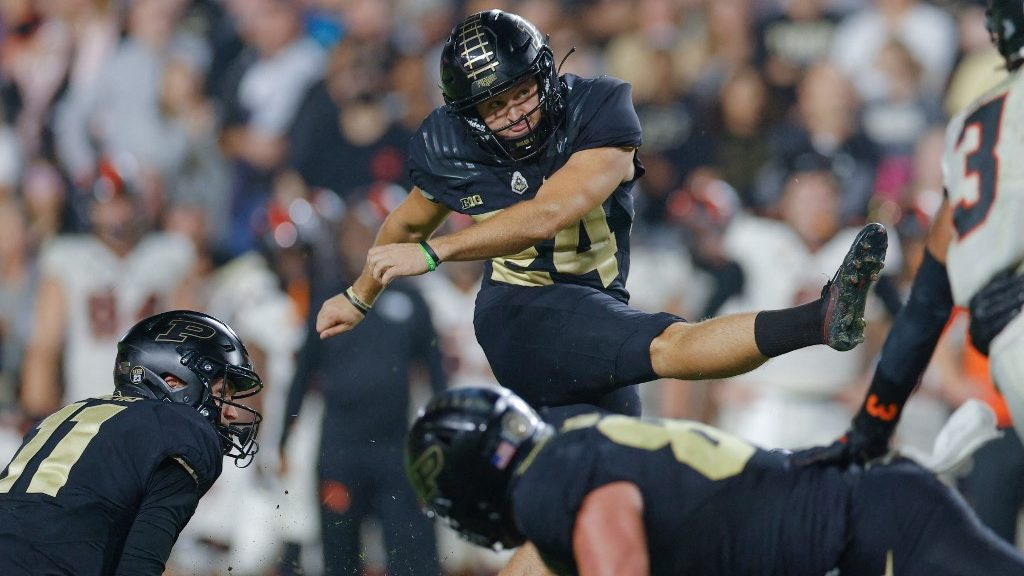 Purdue vs. Notre Dame College Football Week 3 Preview and Best Bet