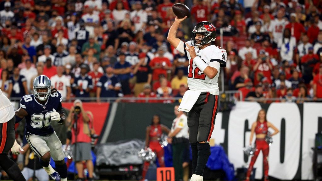 Falcons vs. Buccaneers NFL Week 2 Best Bets and Odds Analysis