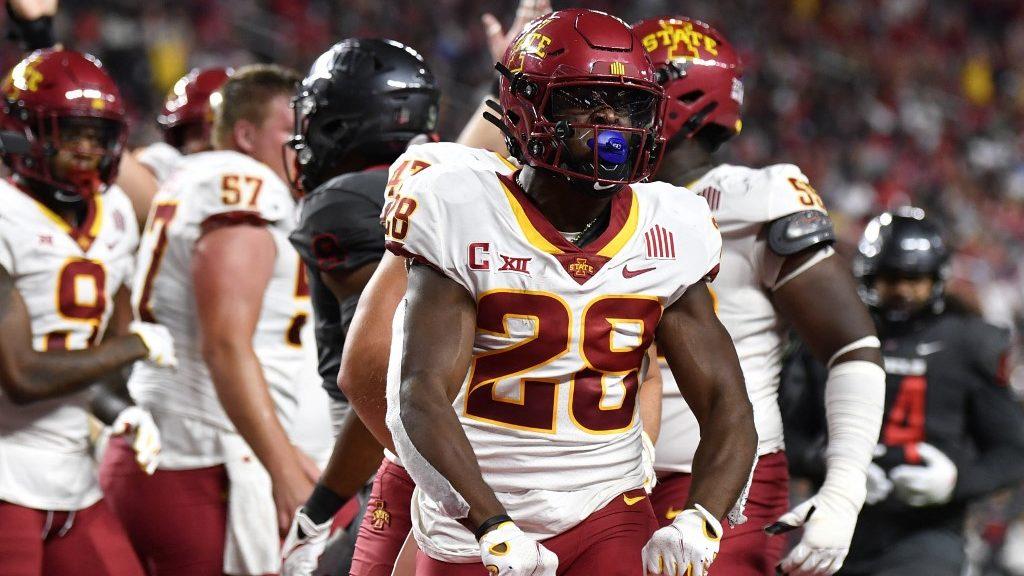Iowa State vs. Baylor College Football Week 4 Expert Picks
