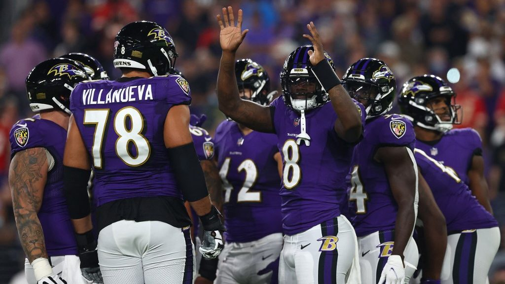 Ravens vs. Lions NFL Week 3 Preview and Best Bet