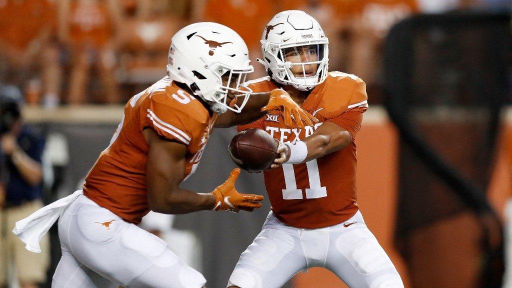 Texas Tech vs. Texas Free College Football Week 4 Picks