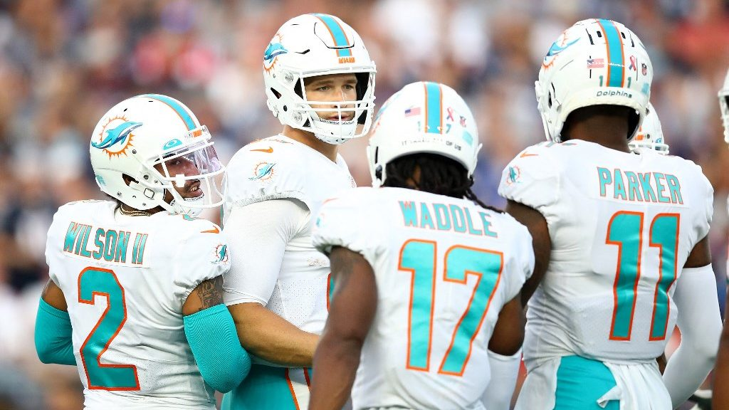Dolphins vs. Raiders NFL Week 3 Best Bets and Odds Analysis