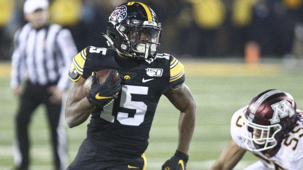 Iowa vs. Maryland College Football Week 5 Picks and Odds Analysis